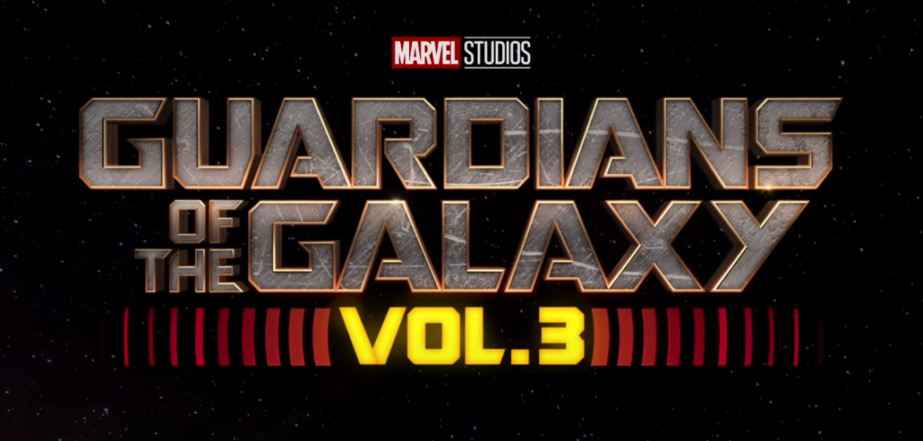 Marvel Guardians Of The Galaxy Volume 3 Logo