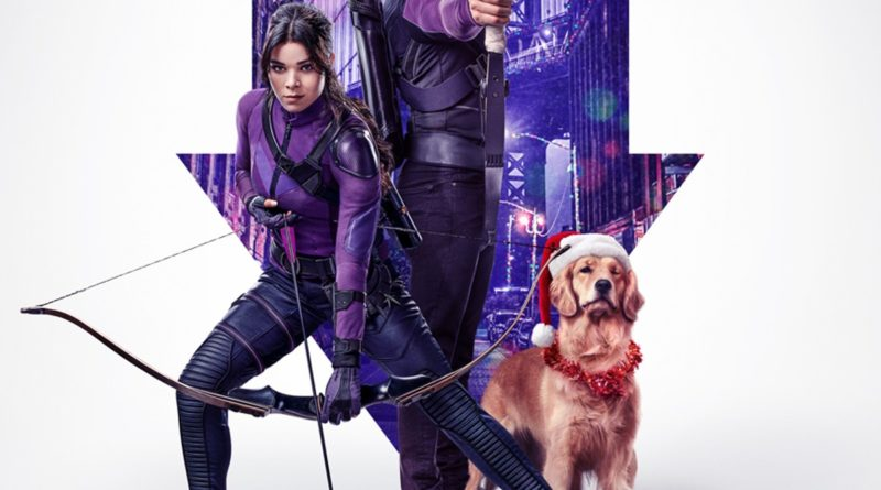 Marvel Hawkeye poster featured