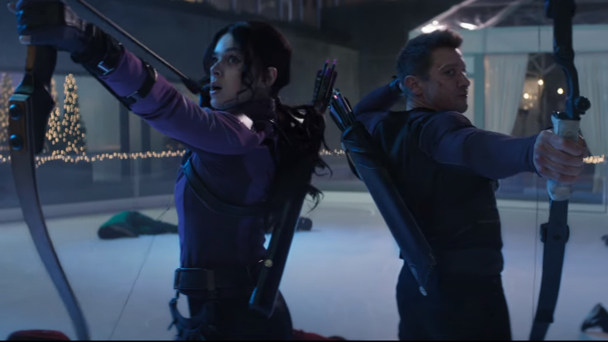Marvel Hawkeye Trailer Featured