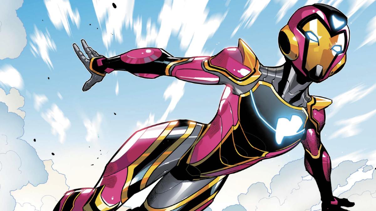 Marvel Ironheart Comics Featured