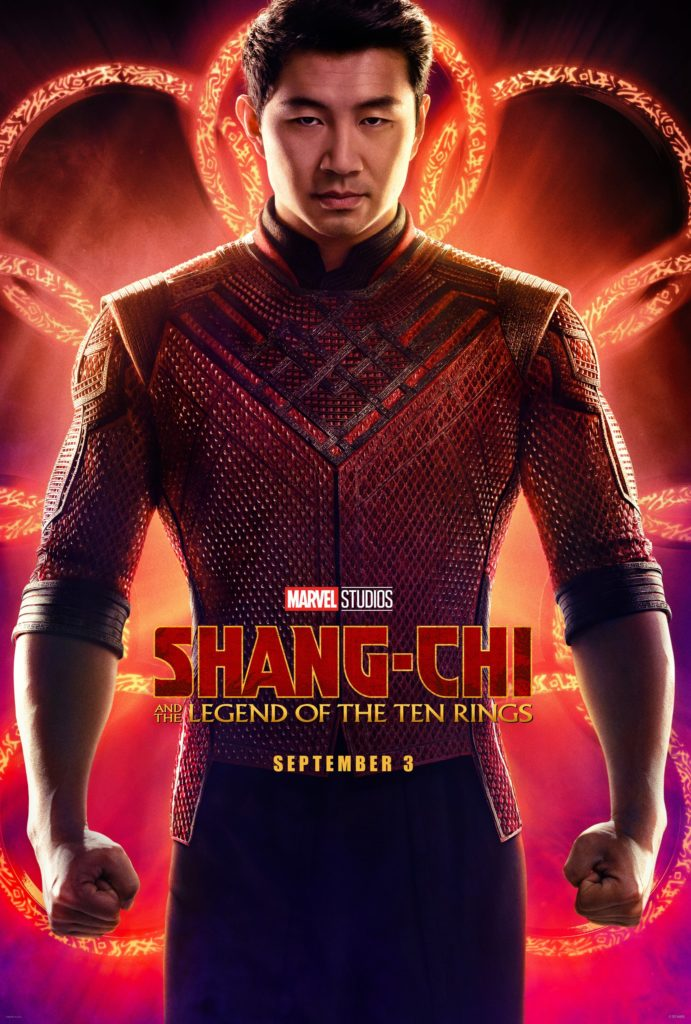 Marvel Shang Chi and the Legend of The Ten Rings poster