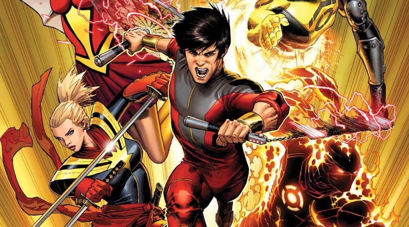 Marvel Shang Chi Comics Featured