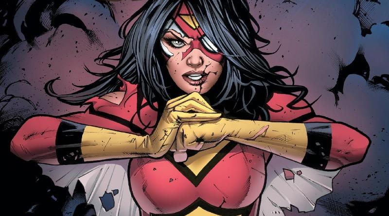 Marvel Spider Woman Jessica Drew Featured