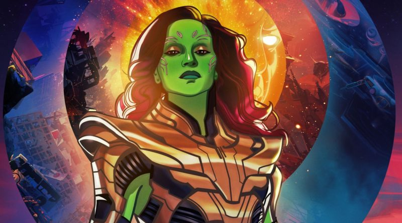 Marvel What If gamora poster featured