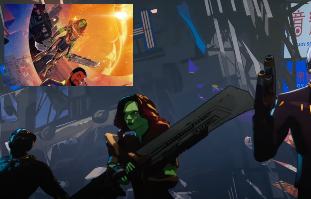 Marvel What If... Warlord Gamora 2 copy