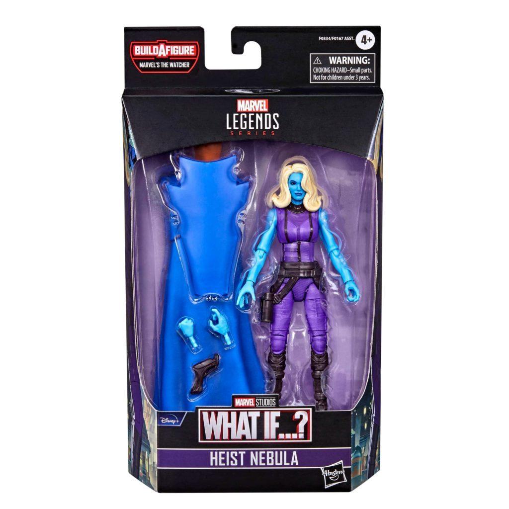 Marvel What if Heist Nebula