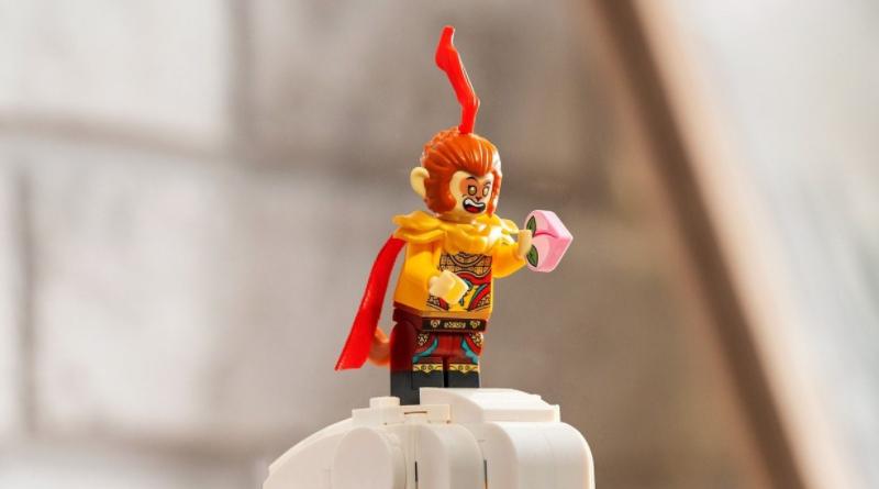 Monkey King LEGO Minifigure Featured