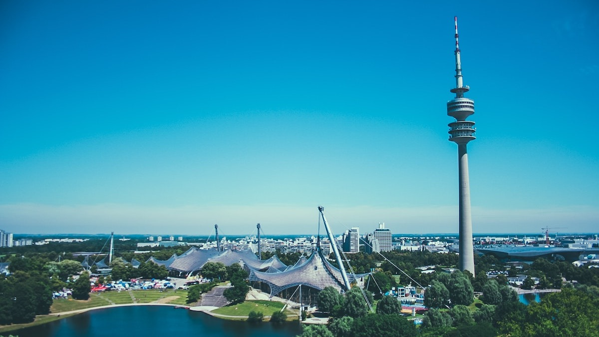 Munich 2022 Olympiapark 1