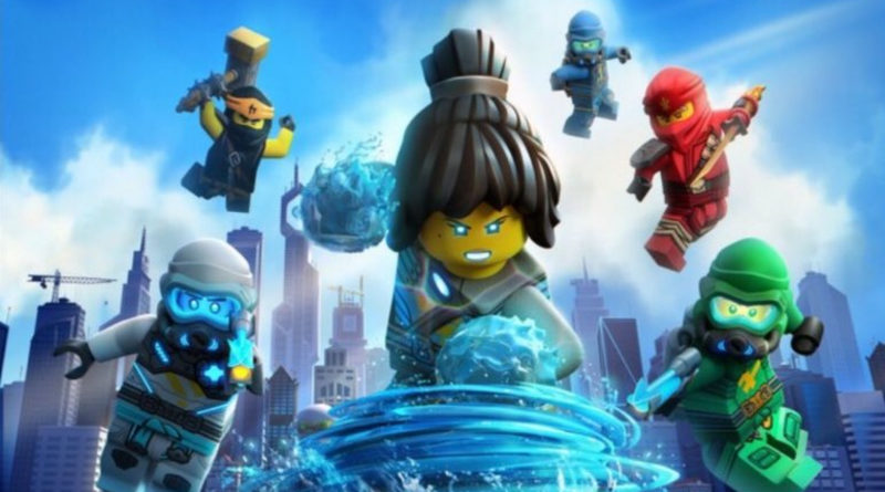 LEGO NINJAGO Seasons 14 and 15 are coming to the UK next week