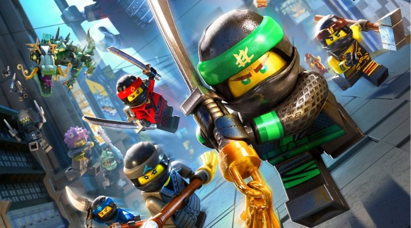 Download The Lego Ninjago Movie Video Game For Free