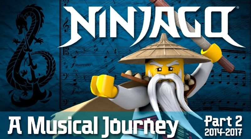 NINJAGO Musical Journey LEGO Video Two Featured
