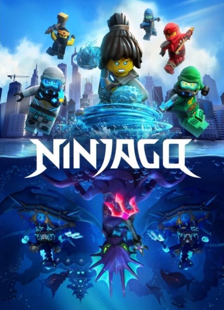 NINJAGO Season 15 Poster