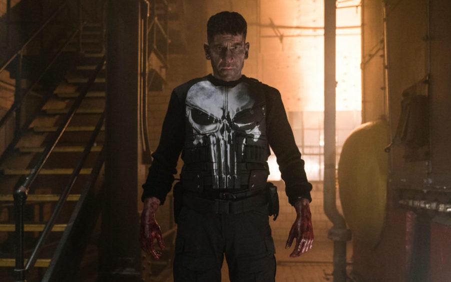 Netflix The Punisher edited