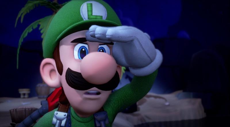 Nintendo Luigi Featured