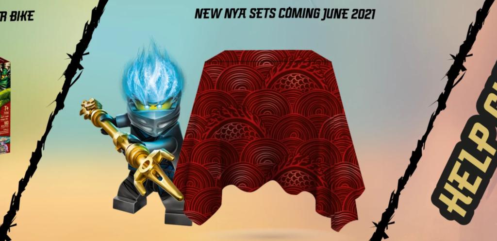 Nya Sets June Ninjago Lego