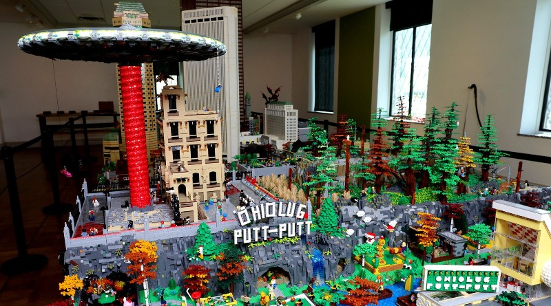 OHIOLug LEGO Exhibit Columbus FI