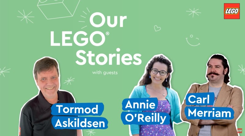 Our LEGO Stories Podcast Episode 2 Featured