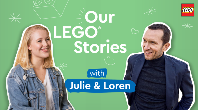 Our LEGO Stories podcast key art resized featured