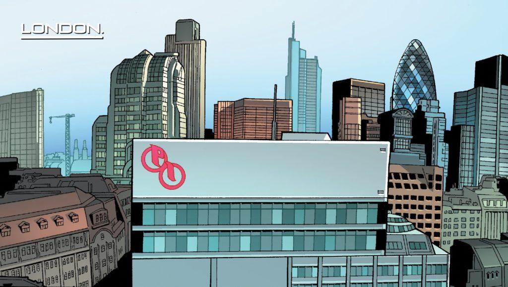 Parker Industries Marvel
