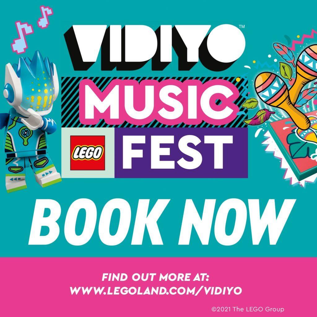 Party Llama LEGOLAND Tour 4