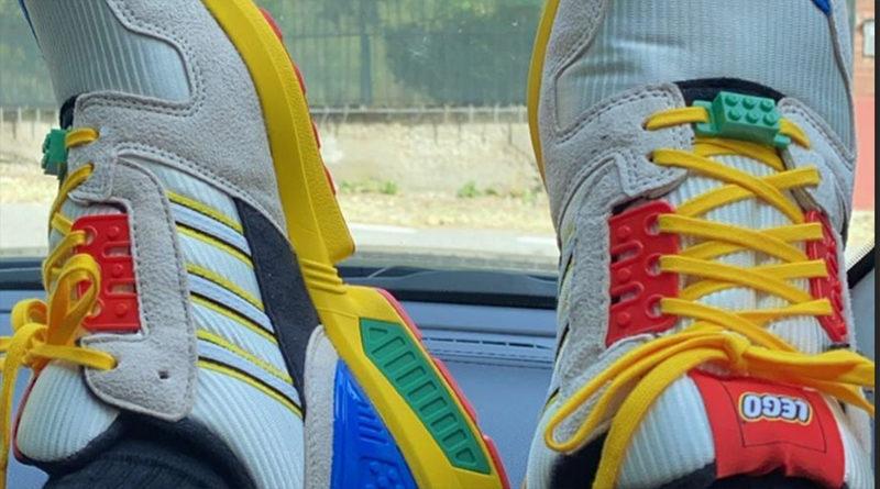 Paulo Dybala LEGO Adidas Trainers Featured 800x445