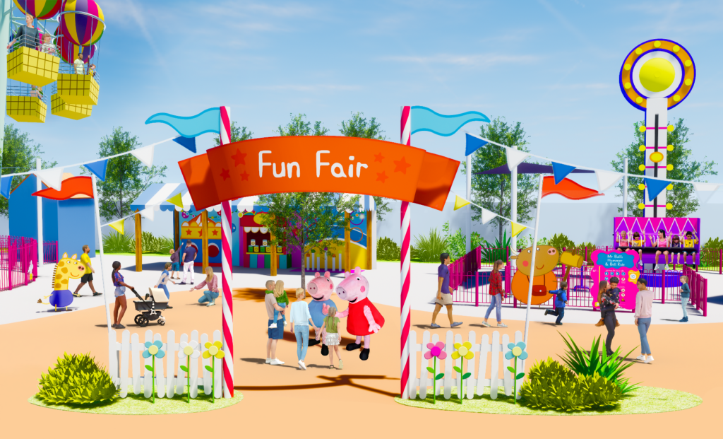 Peppa Pig Theme Park LEGOLAND Florida 2