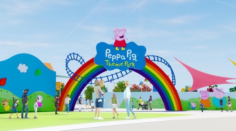 Peppa Pig Theme Park LEGOLAND Florida Featured