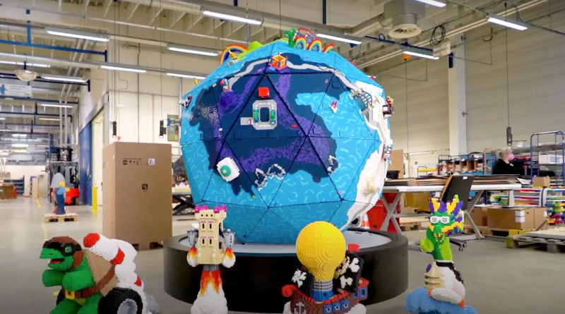 Planet LEGOLAND behind the scenes featured
