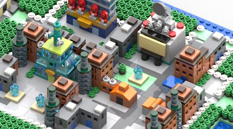 Pokemon Region LEGO Featured