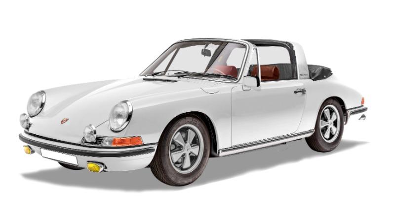Porsche 911 Targa Featured