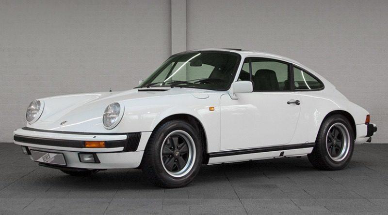 Porsche 911 featured