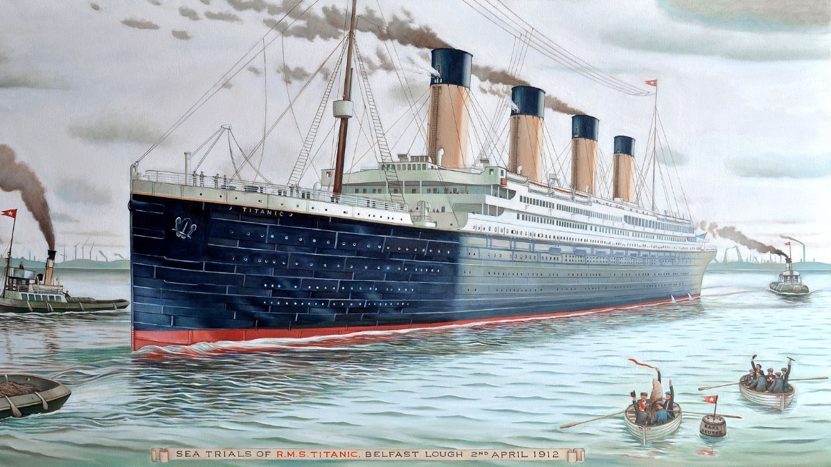 RMS Titanic Featured Resized