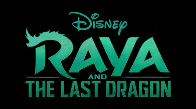 Raya And The Last Dragon Logo Featured