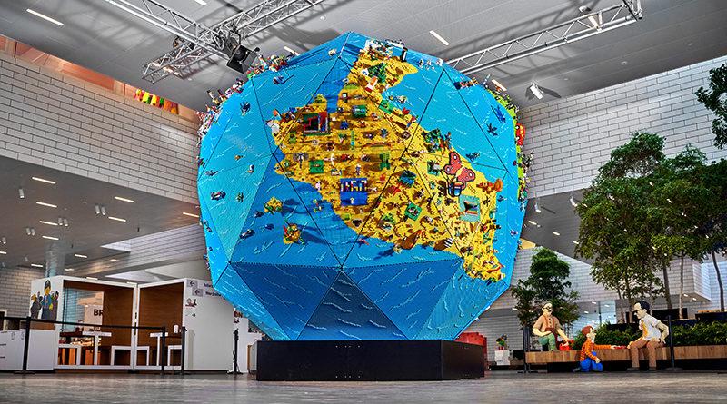 Rebuild The World LEGO Globe Featured 800x445