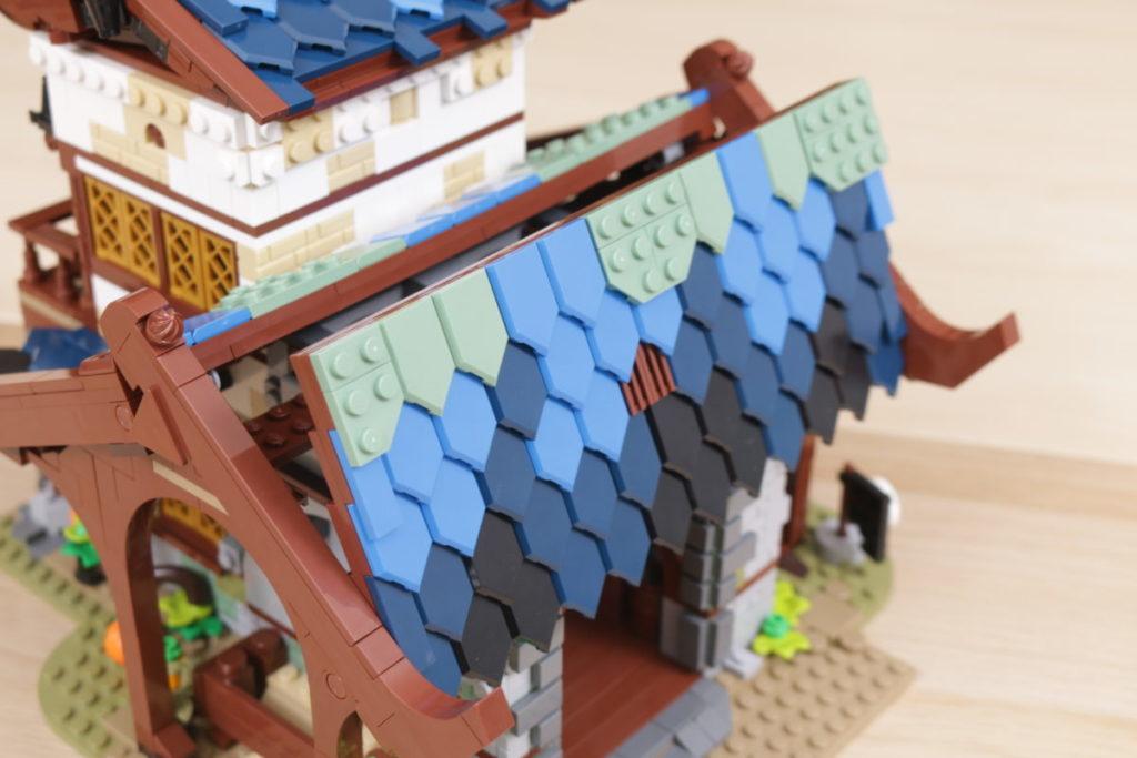 Rebuilding LEGO Ideas 21318 Medieval Blacksmith with Rebrickable 32