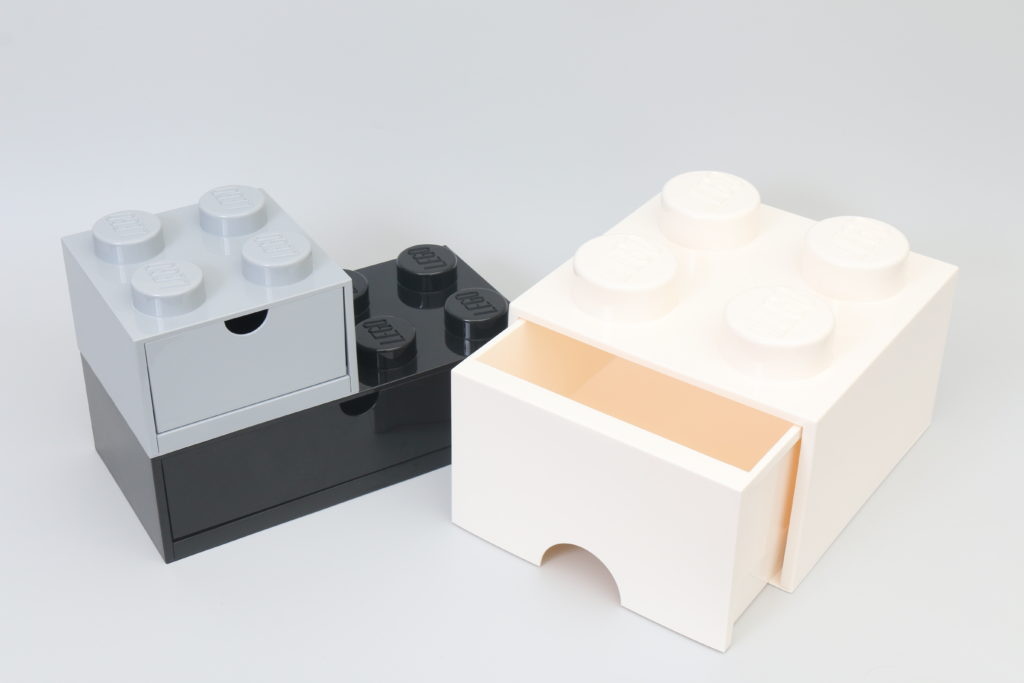 Room Copenhagen LEGO Brick Desk And Drawer Storage Review 1