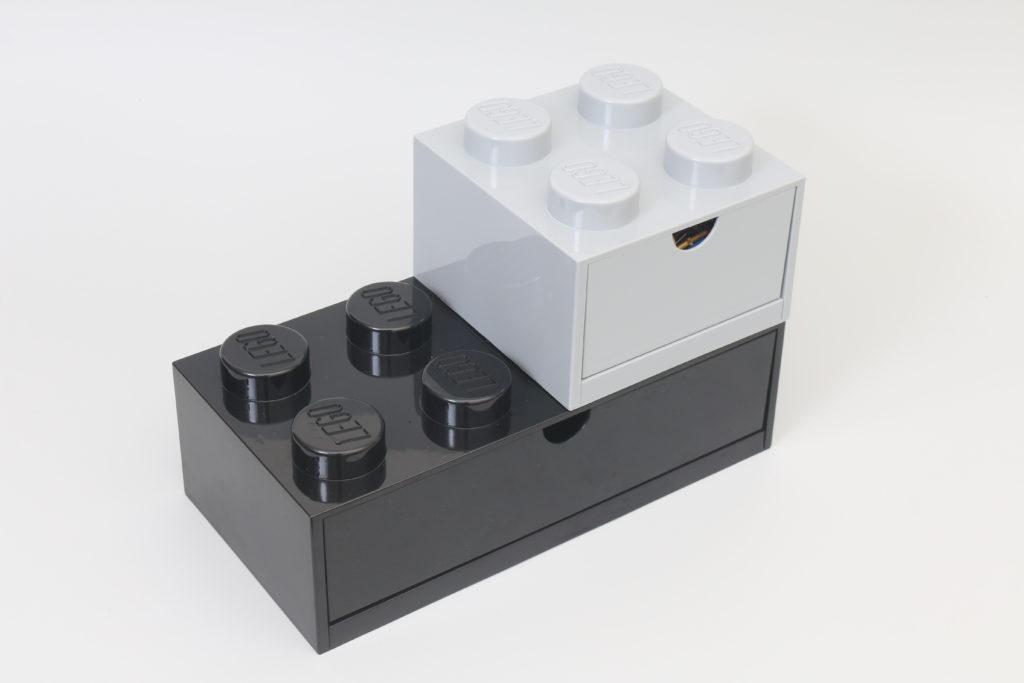 Room Copenhagen LEGO Brick Desk And Drawer Storage Review 14