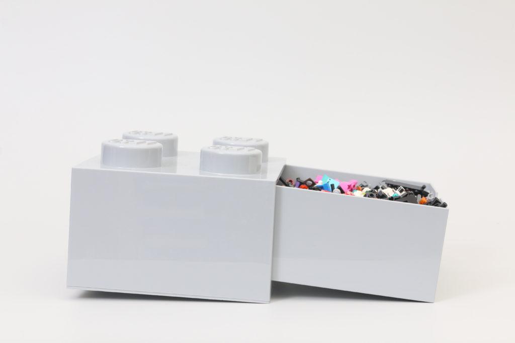 Room Copenhagen LEGO Brick Desk And Drawer Storage Review 15