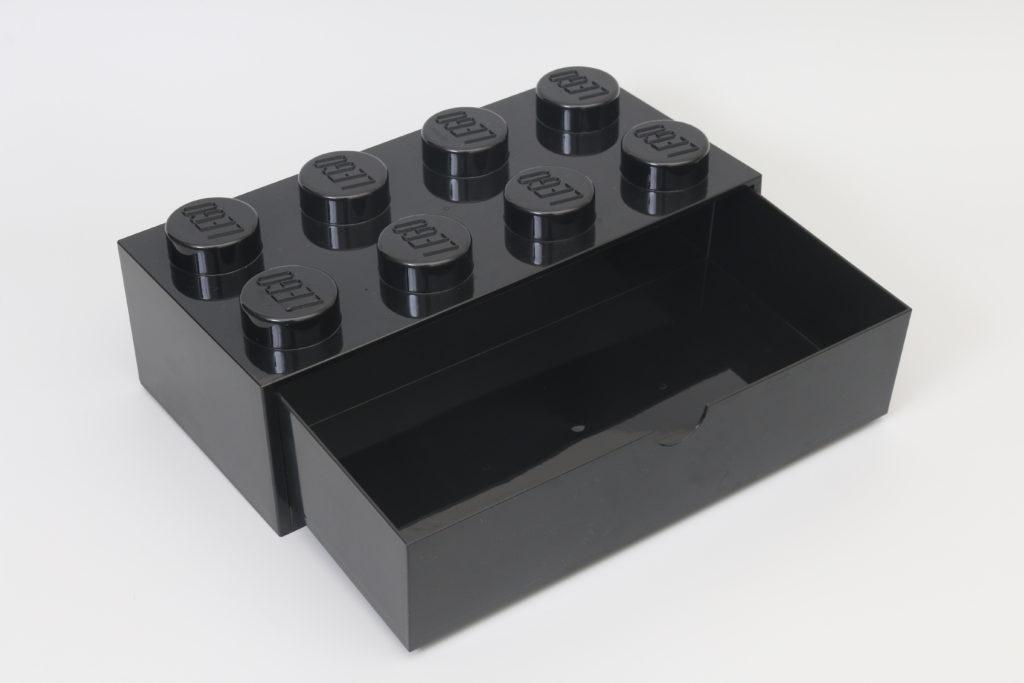 Room Copenhagen LEGO Brick Desk And Drawer Storage Review 16