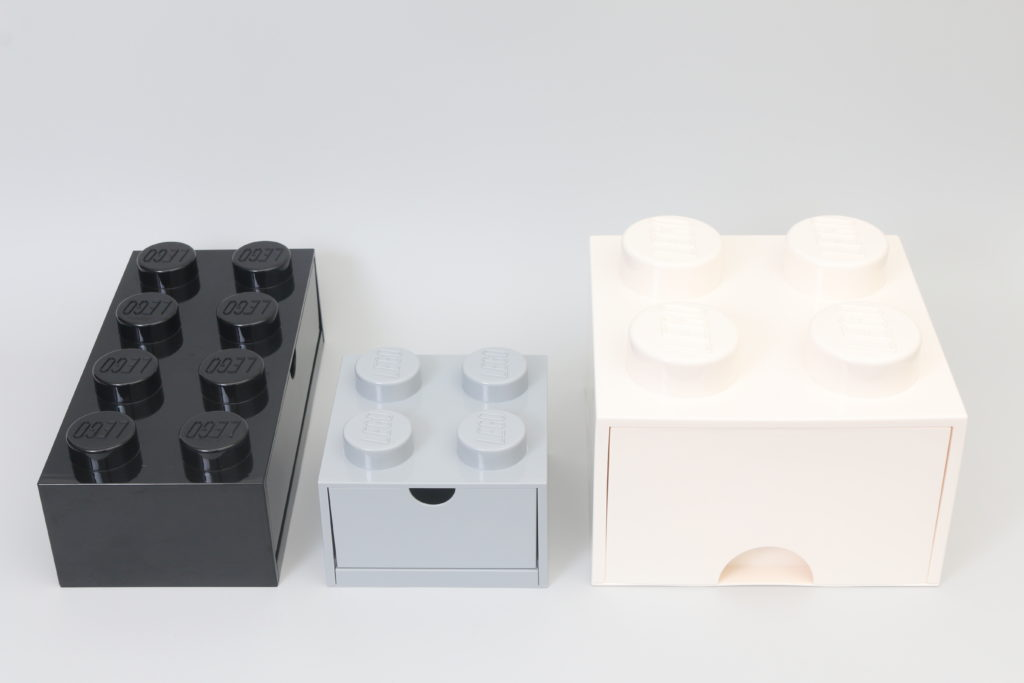 Room Copenhagen LEGO Brick Desk And Drawer Storage Review 2