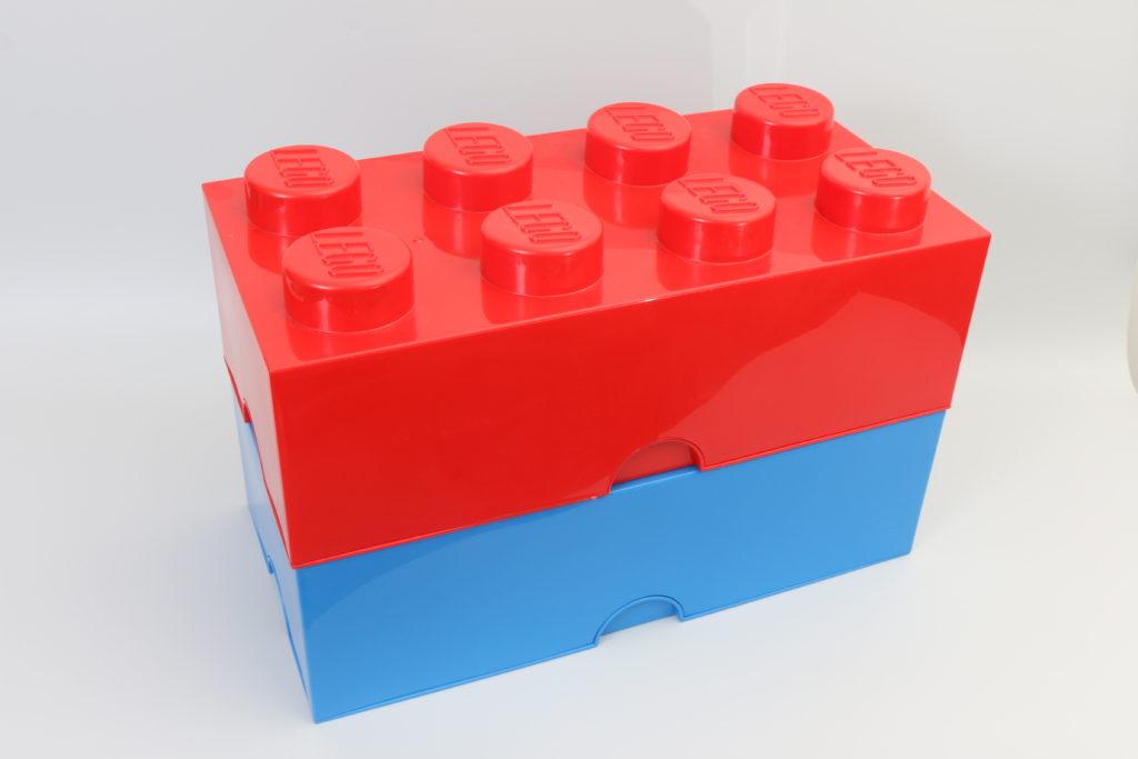 Room Copenhagen LEGO Brick Desk And Drawer Storage Review 21