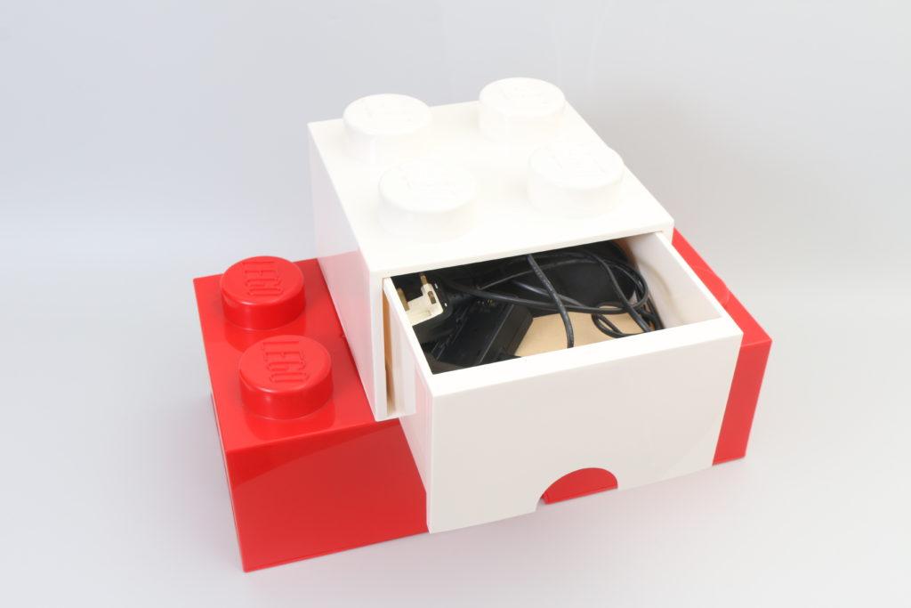 Room Copenhagen LEGO Brick Desk And Drawer Storage Review 23