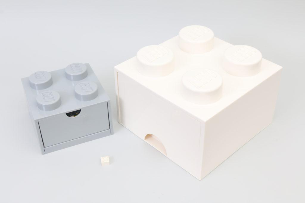 Room Copenhagen LEGO Brick Desk And Drawer Storage Review 29