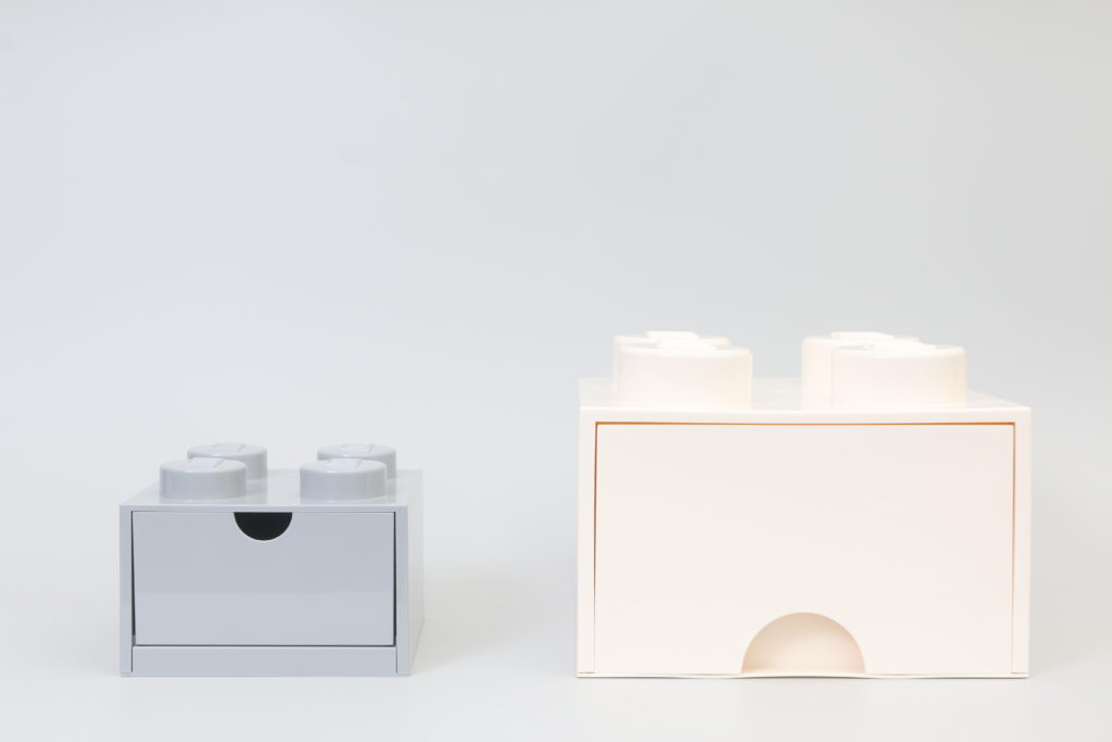 Room Copenhagen LEGO Brick Desk And Drawer Storage Review 3
