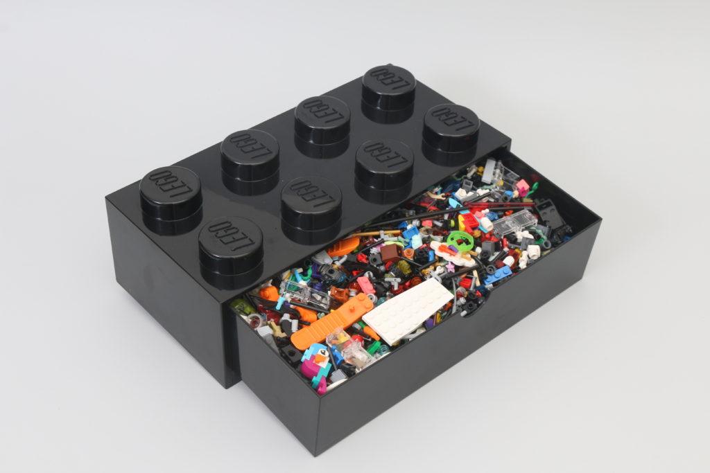Room Copenhagen LEGO Brick Desk And Drawer Storage Review 30