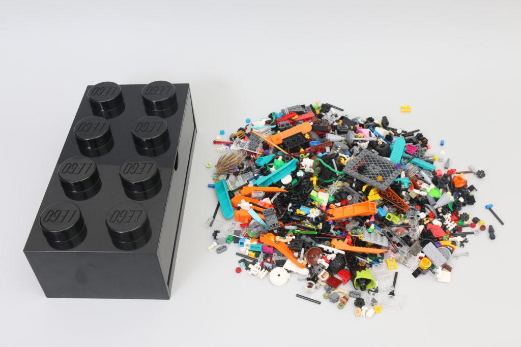 Room Copenhagen LEGO Brick Desk And Drawer Storage Review 32