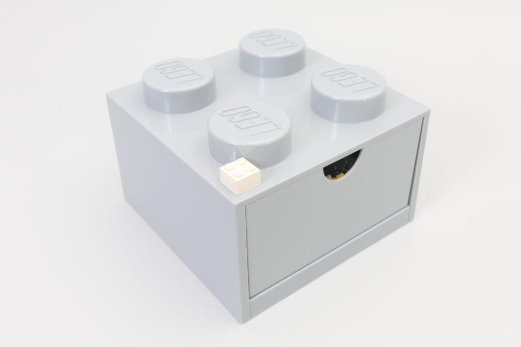 Room Copenhagen LEGO Brick Desk And Drawer Storage Review 33