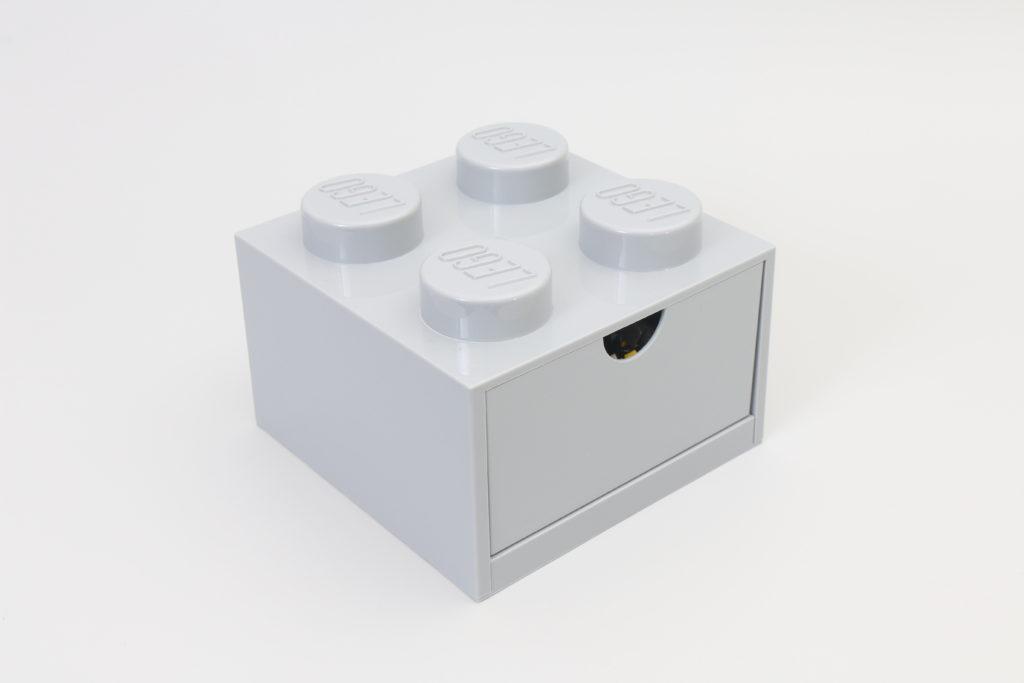 Room Copenhagen LEGO Brick Desk And Drawer Storage Review 35