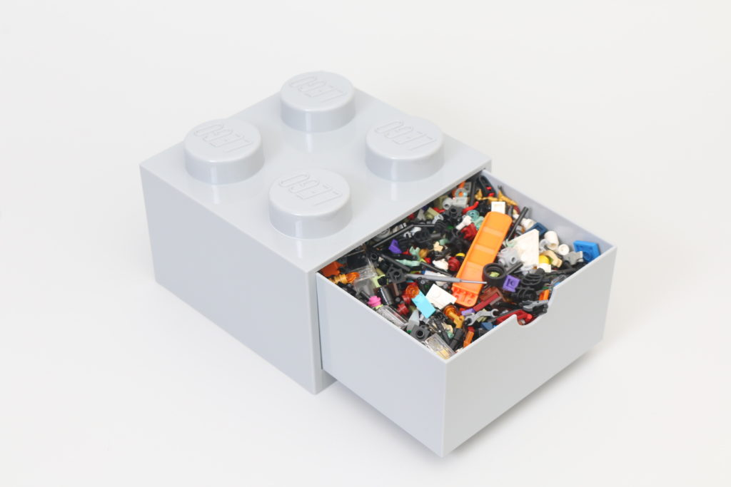Room Copenhagen LEGO Brick Desk And Drawer Storage Review 4