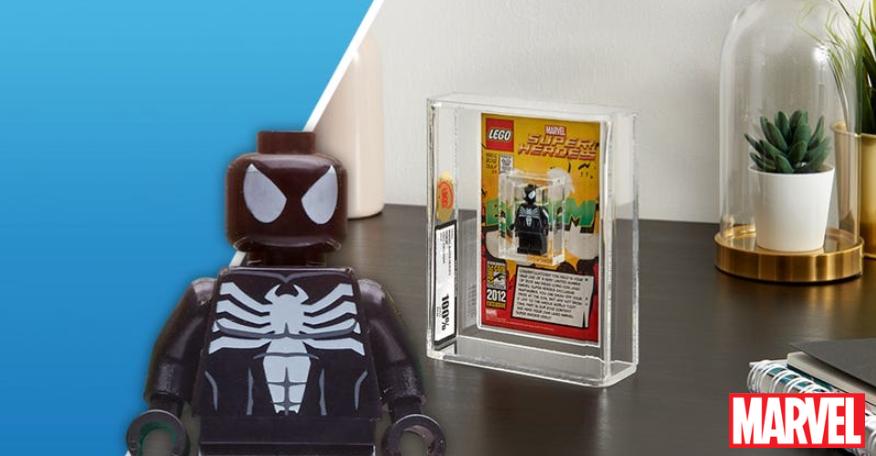 SDCC Venom LEGO VIP Sweepstakes